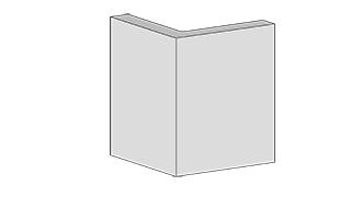 Laibungen - Laibungen L-Profil