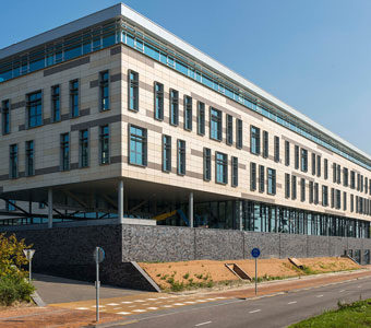 Neues Bürogebäude BlueWater Energy services