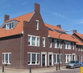 Wiederaufbau Oranje-Viertel – Veghel