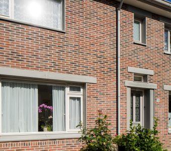 Renovierung von 54 Häusern in Alphen am Rhein