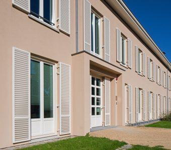 Besonderes gemeindehaus in Doorn