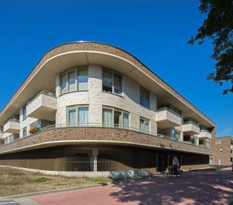 Neubau von 60 appartements in Uilennest