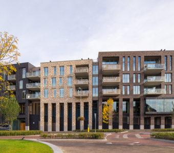 Neubau centrumplan von Uden